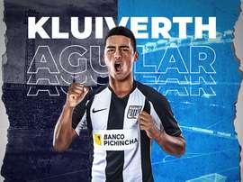 Manchester City s'offre une jeune pépite péruvienne. Twitter/AlianzaLima