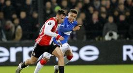 El Feyenoord reconoce que el Sevilla tiene en su agenda a Kokcu. Feyenoord