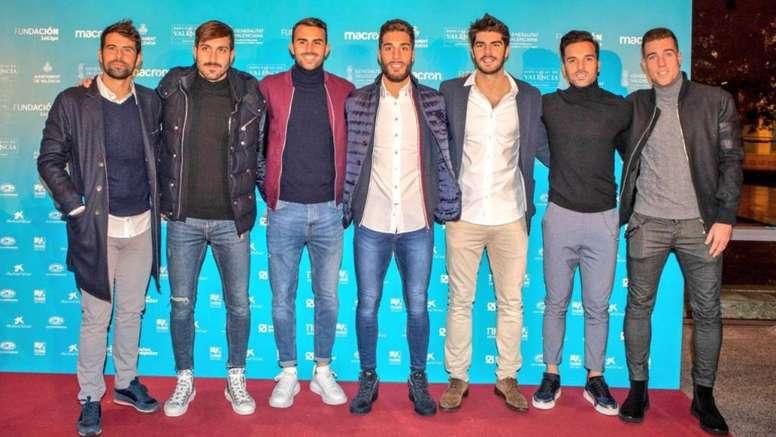 El Levante, muy presente en el estreno del documental 'Maneras de vivir'. Twitter/LevanteUD
