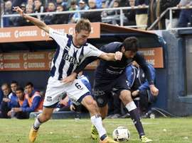 Talleres se impuso a Defensa y Justicia por 2-0. ClubTalleres/Archivo