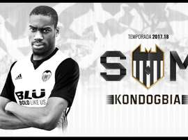Kondogbia já tinha jogado na LaLiga, mas pelo Sevilla. ValenciaCF