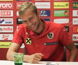 Laimer se une a las filas del Leipzig tras llegar a un acuerdo con la entidad alemana. DieRotenBulle