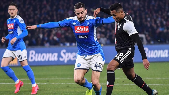 Manolas intéresse la Juventus. AFP