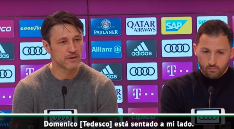 Kovac très élégant. Capture/Goal
