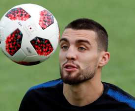 Mateo Kovacic is the number one objective for Inter and Antonio Conté. EFE