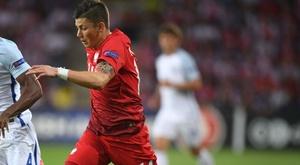 Grecia y Portugal se quedaron a las puertas. AFP