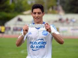 Kraichi jugará en la National tras abandonar el Olympique de Marsella. om.net