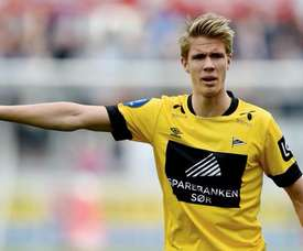 Kristoffer AJer's future is not yet clear. Twitter
