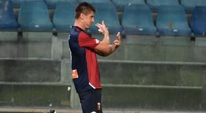 Piatek no para de llamar la atención con goles. AFP