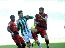 Avançado de 20 anos leva 6 golos em 25 jogos pelo Bursaspor. Twitter Bursaspor
