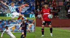 Kubo lidera la lista de jugadores cedidos este verano por el Real Madrid. EFE/BeSoccer