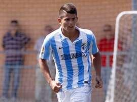 Así estarán las cosas en el Grupo 9 de Tercera División en la 2016-17. MálagaCF