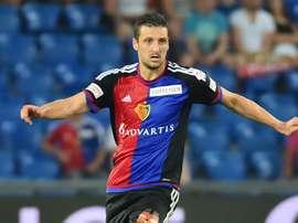 Kuzmanovic está a punto de abandonar el Basilea. FCB