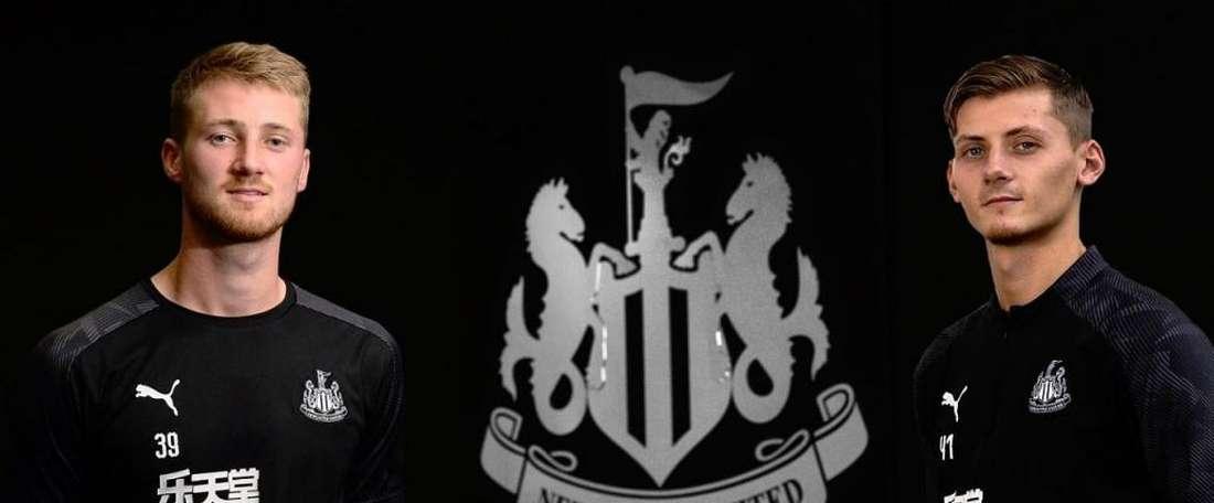 Scott et Turner ont été recrutés par les Urracas. Newcastle
