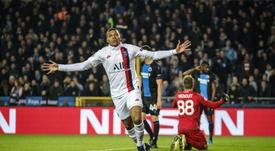 Mbappé también es un suplente 'top': gol y asistencia en once minutos. PSG