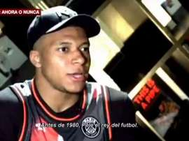 Mbappé escolheu os melhores da história