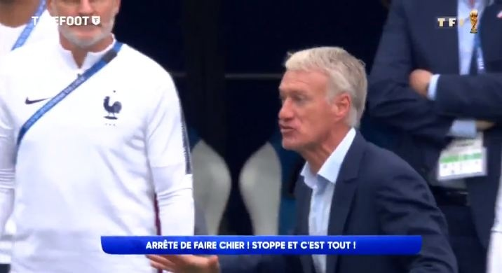 Didier Deschamps: France still not over loss in Euro 2016 final