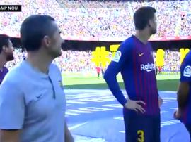 Les supporters argentins sont uniques au monde. Capture/TNTSports