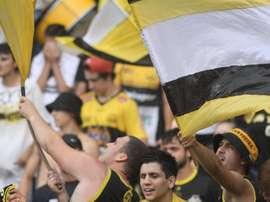 Criciúma canceló la cesión de Costa a Botafogo. CriciumaEC