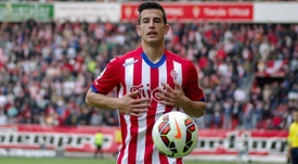 Luis Hernández currently plays for Sporting Gijon. Twitter