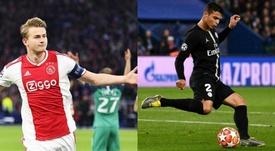 La continuidad de Thiago Silva en el PSG podría depender del holandés. BeSoccer/EFE
