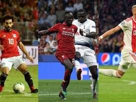 Champions enaltece a Copa Africana de Nações. EFE/BeSoccer