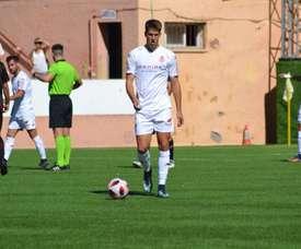 Aridane firmó el tanto de la victoria. CyDLeonesa