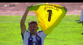 Soares se encargó de enseñarle al mundo el nombre de Casillas. Captura