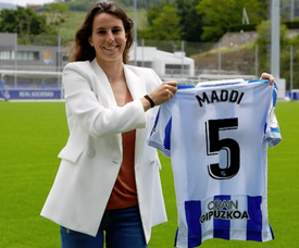 Maddi Torre did not go on strike, but there was no match. RealSociedad