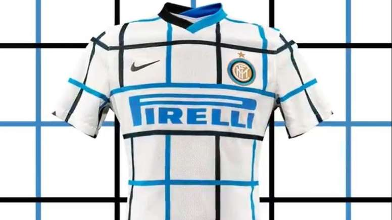 Inter S Surprising Away Kit For 2020 21 Besoccer
