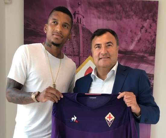 L'Inter et la Fiorentina officialise le prêt de Dalbert. ViolaChannel