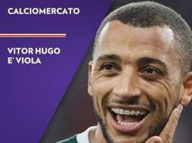 La Fiorentina refuerza su zaga con Vitor Hugo. Fiorentina