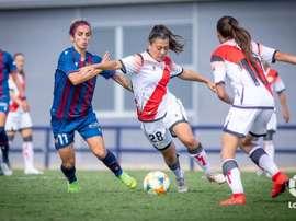 Paula Fernández firmó hasta 2021. LaLiga
