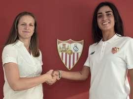 Martina Piemonte ya es del Sevilla. SevillaFC