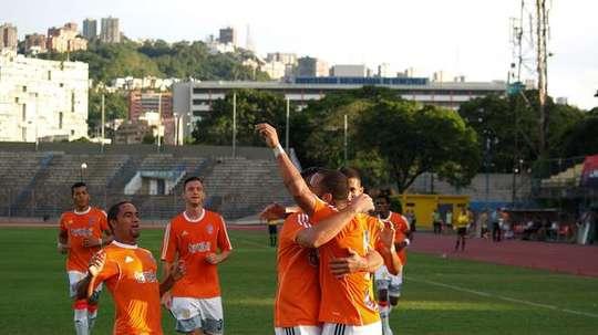 La Guaira se impuso al Carabobo en el Torneo Adecuación de Venezuela. DeportivoLaGuaira
