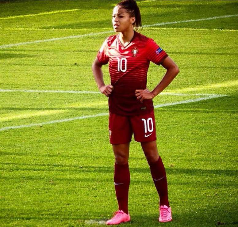 El Levante femenino ficha a la internacional portuguesa Jéssica Silva. LevanteUD