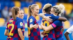 El intenso calendario femenino hasta final de temporada. Twitter/FCBarcelonaFemení