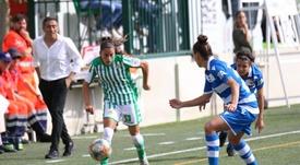 Así se presenta la Jornada 6 de la Liga Iberdrola. Twitter/RealBetisFéminas
