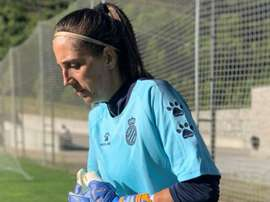 Ni Mariajo ni Raiza estarán en el Espanyol el curso que viene. Twitter/RCDEFemeni