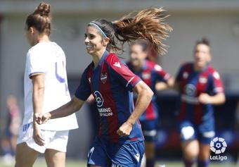 Alba Redondo anotó un doblete. LaLiga