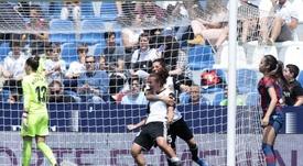 Valencia y Levante se ven las caras. VCFFemenino