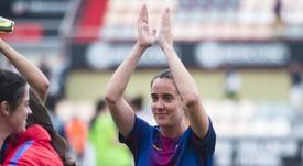 El Barça despidió a una de sus referentes. FCBarcelona
