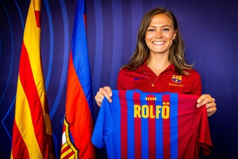 Rolfö ha firmado hasta 2023. FCBarcelona