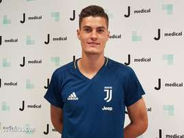Patrik Schick: one of the best players of the Czech Republic. JuventusTurin