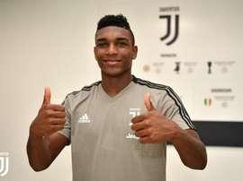 Nueva incorporación de la Juventus. JuventusFC