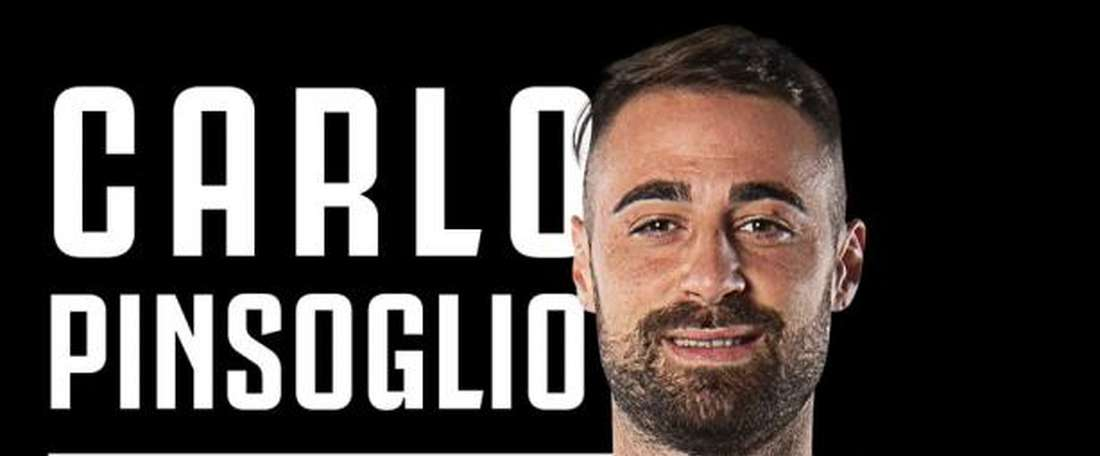 Carlo Pinsoglio a prolongé pour une saison de plus. Twitter/JuventusFC