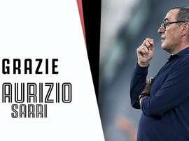 La Juventus anunció la marcha del italiano. Twitter/JuventusFC