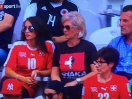 Los Xhaka son los primeros hermanos que se miden en una Eurocopa. UEFA