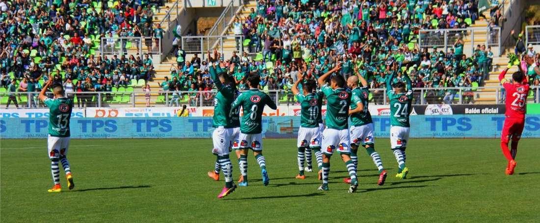 El conjunto chileno se refuerza con una promesa. SantiagoWanderers