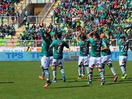 Santiago Wanderers recibe la visita de Melgar. SantiagoWanderers